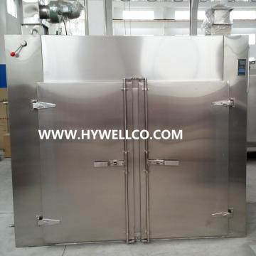 GMP Hot Drying Oven untuk Farmaseutikal