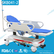 Fabricantes de carrinho de transferência de ambulância paciente SKB041-2