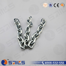 Stainless Steel DIN 5685 Short Link Chain/Black Chain Sr-J