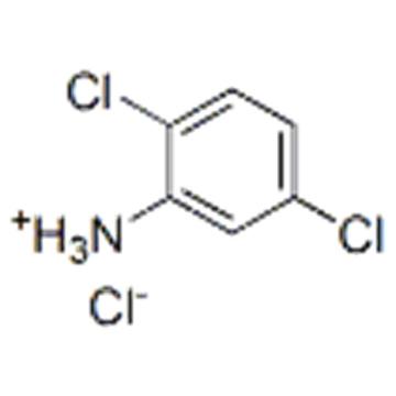 2,5-dichloroanilinium chloride CAS 33663-41-1