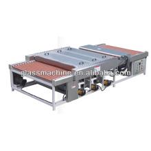 YX1200 - máquina de lavar vidro para limpar e secar peças de vidro 100 * 100mm a 1200 * 2000mm