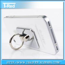 La pantalla de anillo de dedo de acrílico de Fashional coloca soportes móviles de anillo de dedo