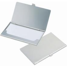 Custom Logo Steel Blank Name Card Holder