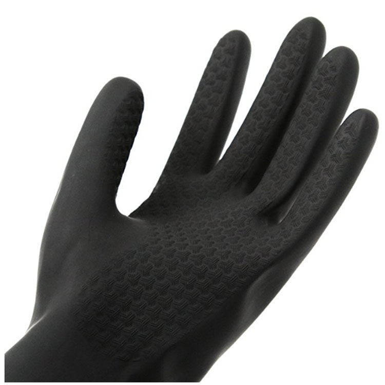 Latex Rubber Cleaning Gloves