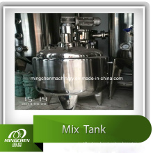 Food Grade Stainless Steel Steam Heating Mixing Tank (CE approved)