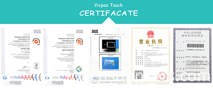 Certification for VICPAS