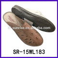 Lässige Komfort flache Füße Schuhe Damen Keil Schuhe Sommer Schuhe Frauen