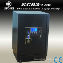 Caja fuerte de alta seguridad con puerta de 10mm