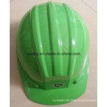 En 397 ABS / PE Hard Hat Sicherheitshelm für Bauarbeiter, Bergbauhelm, Industrie, PSA Sicherheitsausrüstung