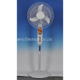 Nigeria market 35w 16inch new model dc12v rechargeable fan