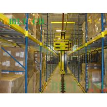 Ebilmetal Intelligent Automatic Storage and Retrieval Shuttle Warehouse Racking