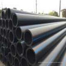 Tuyau de gaz de HDPE / tuyaux de PE / tuyau d'eau de PE / tuyau d'eau chaude