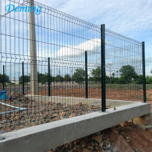 Good Quality for Mesh Metal Fence Hot Sale High Quality Triangle Bending Fence supply to Antigua and Barbuda Importers