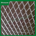 ISO approved manufacturer aluminum expanded metal mesh with high quality