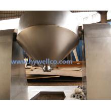 Barium Nitrate Vacuum Rotary Drying Machine