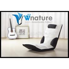 Sofa de loisirs créatifs de daim de mode \ Sofa moderne de sofa de plancher de loisirs