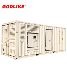 Factory Price 50Hz 3 Phase 1MW Diesel Generator Container Price (KTA50-G3) (GDC1000*S)