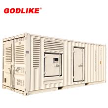 Топ известный Поставщик 50Гц 640kw/800kVA дизельный генератор (KTA38-g2b двигателя) (GDC800*с)