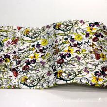 Blumendruck Baumwollgewebe für Kleidungsstück