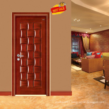 Modern oak wood veneer door