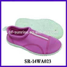 Mode Gummi Wasser Schuhe Anti-Rutsch-Wasser Schuhe gehen auf Wasser Schuhe