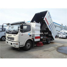 Dongfeng cleaner road machine sweeper truck