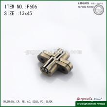 45x13 мм SOSS Сверхмощный закрытый шарнир