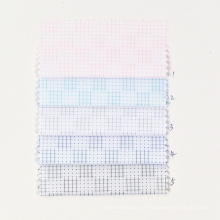 Fechar Tecido de microfibra Dobby Tecido antiestático elegante
