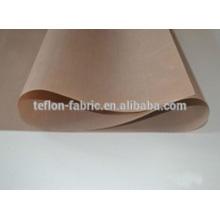 China fábrica mejor precio resistencia al calor no palo fibra de vidrio paño para sellar la máquina de bolsa de plástico