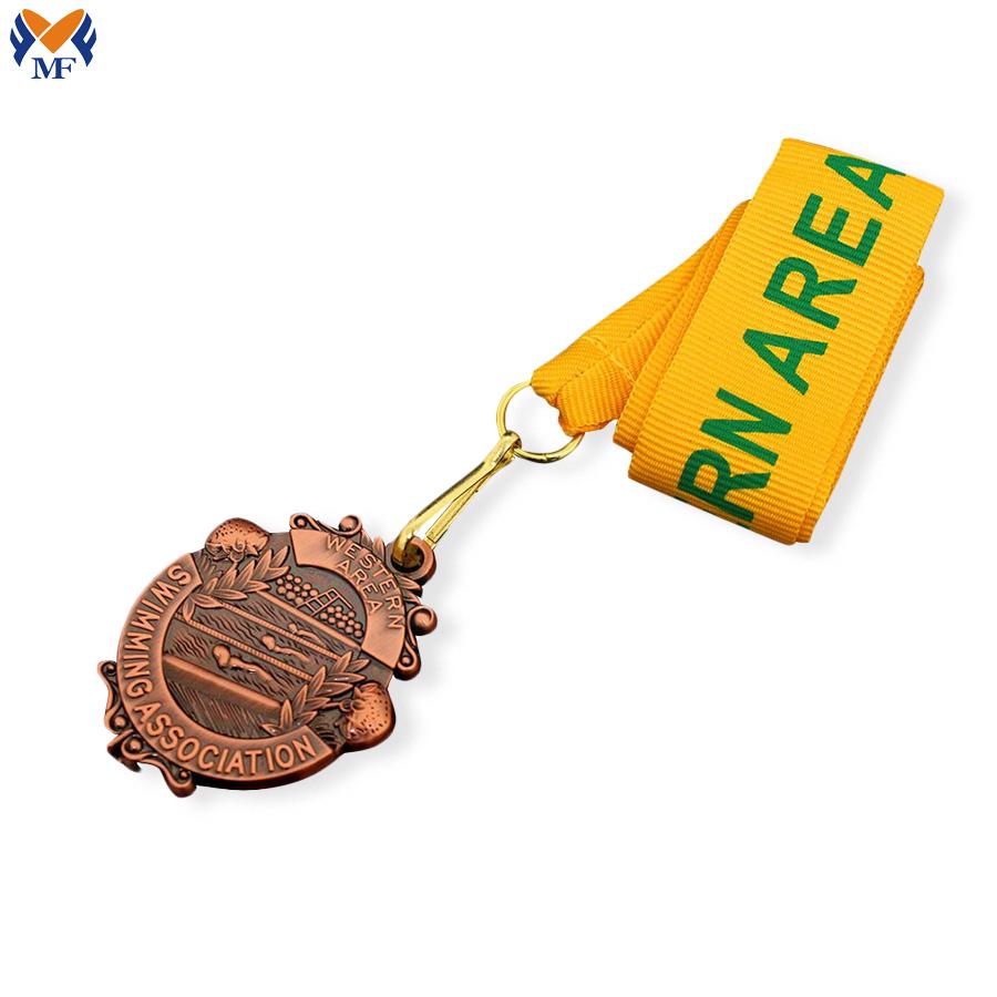 Copper Medal Price