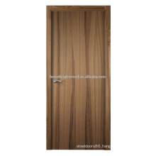 Fantasy modern design veneered hotle door