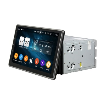 KLYDE 10,1-Zoll-Auto-DVD-Video-Audio-Player