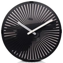 Reloj de pared adornado del arma de la decoración casera