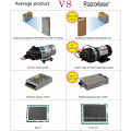 Machine professionnelle de laser de diode de 808nm 2016 pour l'épilation
