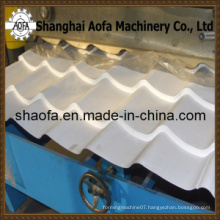Glazed Steel Tile Roll Forming Machine (AF-R800)