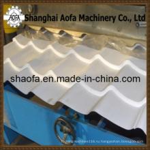 Профилегибочная машина для производства глазурованной плитки (AF-R800)