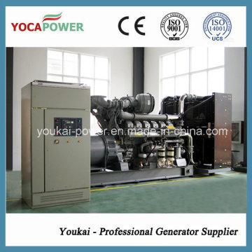 950kVA/ 760kw Water-Cooled Electric Diesel Generator Power Generation
