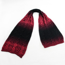 Female Gradient Acrylic Scarf M18-2