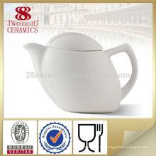 Utensílios de mesa de porcelana por atacado, panela de chá turca, artigos de louça para café