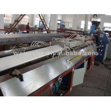 ПВХ пластиковая крыша файла машина-PVC делая линию штранг-прессования плитки