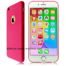 Cheap Price Red Color for TPU iPhone 6 Case
