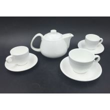 Hand Made New Design Ceramic Tea Pot Set