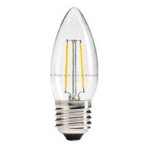 СИД c35 накаливания свечи лампы 2W 4W 6 Вт с заводской лампы