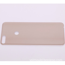 Gold color mobile phone plastic covers
