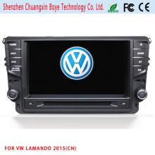 Reproductor de audio / MP4 / DVD / USB para VW Lamando 2015 (CN)