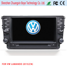 Car Audio/MP4/DVD/USB Player for VW Lamando 2015 (CN)