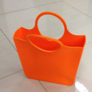 Silicone Coin Purse, Promotional Big Silicone Shopping Bag (sp-037)