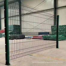 safety wire mesh fence security fence Welded Curved 3D Wire Mesh Fence