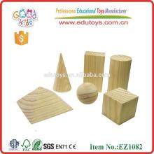 Гигантские геометрические фигуры Блок - Математические игрушки