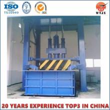 Cilindro hidráulico para la estación de basura comprimida